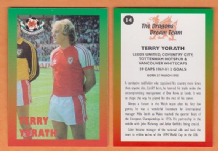 Wales Terry Yorath Leeds United